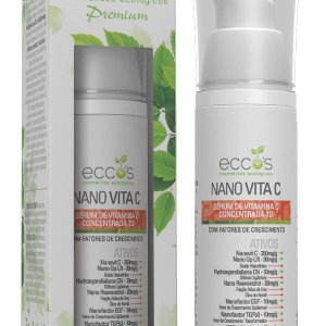 Serum NANO VITA C 30ML - Eccos Cosméticos