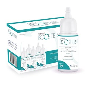 Smart Booster - Renovador Cutâneo - 5 Monodoses de 5 mL - Smart GR