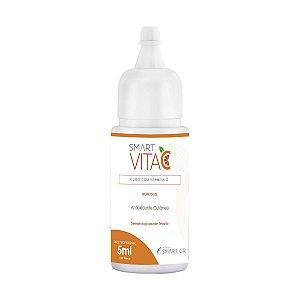 Smart Vita C - Antioxidante Cutâneo - 5 Monodoses de 5 mL - Smart GR