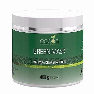 Green Mask|400 gr - Eccos Cosméticos