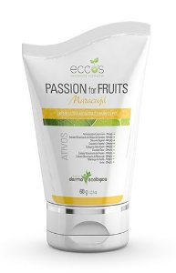 Passion For Fruits Maracujá|60 gr - Eccos Cosméticos