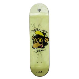 ASP GANG PRO MODEL ROGÉIO CHIPAM MAPLE