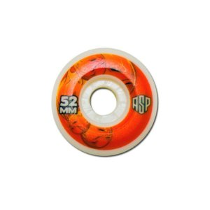 Roda Aspecto 52MM Gum Bullet Red