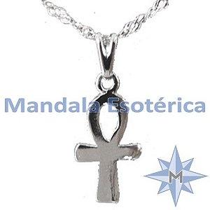 Gargantilha Cruz Ansata