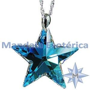 Gargantilha Com Pingente Estrela 28