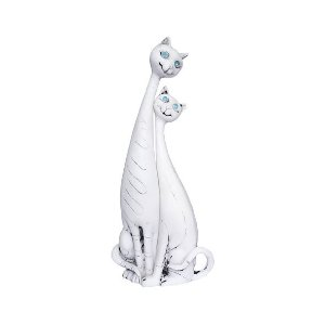 Casal de Gatos Brancos
