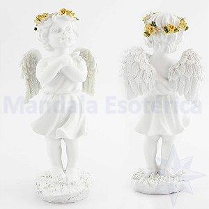 Anjo Branco Gesto de Amor B