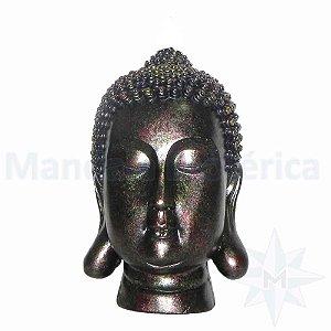 Cabeça de Buda GG Ouro Roxo
