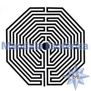 Gráfico O labirinto de Amiens