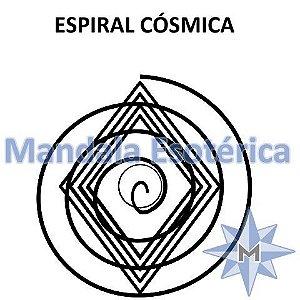 Gráfico Espiral Cósmica