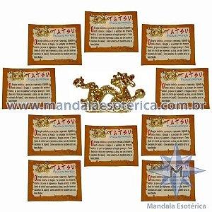 Amuleto Tatsu - Dragão da Proteção