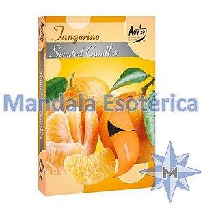 Vela TLight Aroma Tangerina