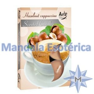 Vela TLight Aroma Cappuccino E Avelã