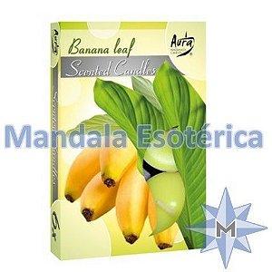 Vela TLight Aroma Banana Leaf