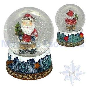 Papai Noel na Bola de Cristal