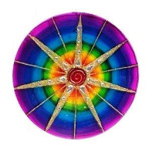 Mandala 7 Raios - Grande