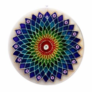 Mandala Arco-íris - Grande