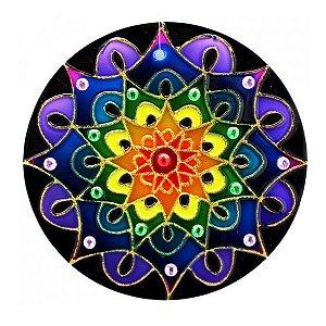 Mandala Sol - Grande