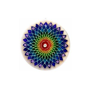 Mandala Arco-íris - Pequena
