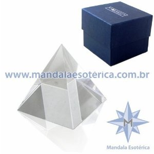 Pirâmide de Cristal 8cm