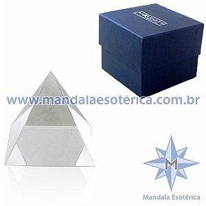 Pirâmide de Cristal 5cm