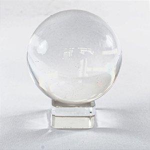 Bola de Cristal 6cm com Base