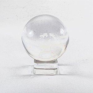Bola de Cristal 5cm com Base