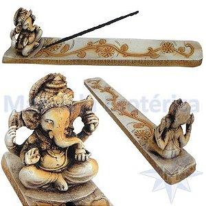 Incensário Régua Índia Ganesha
