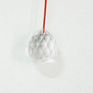 Esfera de Cristal  Facetada - M