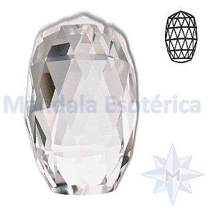 Peso para Papel de Cristal Torre Facetada