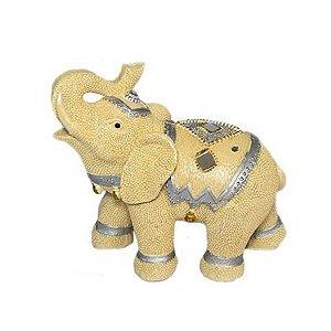 Estatueta de Elefante da Sorte Grande
