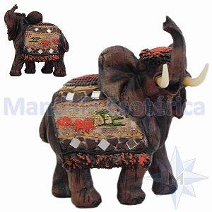 Elefante Colorido pequeno - A