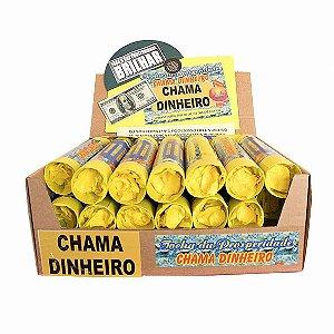 Tocha Chama Dinheiro - Caixa com 24 Unidades
