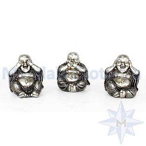 Budas Sábios Trio Nada fala, Nada Houve e Nada Vê
