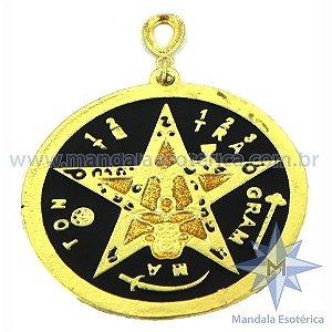 Tetragramatom Parede cores variadas