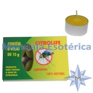 VELA CITRONELA T LIGHT