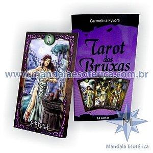 Baralho - Tarot das Bruxas