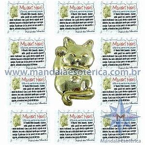 Amuleto Maneki Neko - O Gato da Sorte e Felicidade
