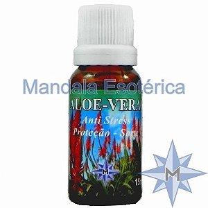 Essência Mandala Esotérica Aloe-Vera