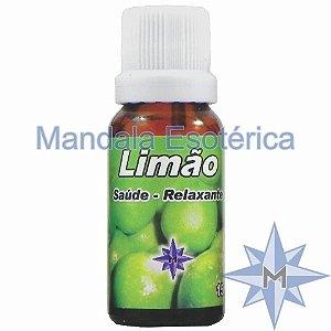 Essência Mandala Esotérica Aroma de Limão