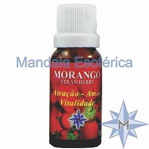 Essência Mandala Esotérica Aroma de  Morango
