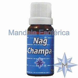 Essência Mandala Esotérica Aroma de Nag Champa