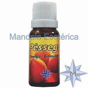 Essência Mandala Esotérica Aroma de Pêssego