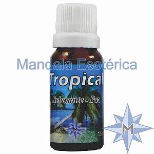 Essência Mandala Esotérica com Perfume Tropical - Tutti-Frutti