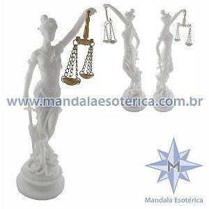 Dama da Justiça - REP-3510 Branca