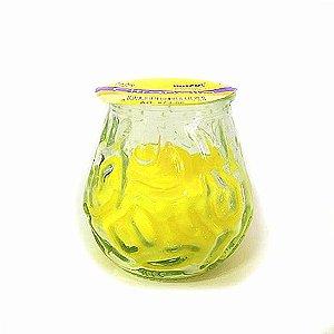 Vela de Citronela no Copo Pequeno*
