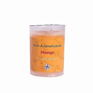 Vela Aromatizante - Pêssego