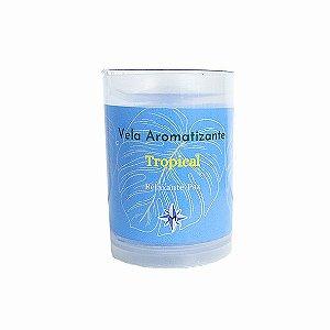 Vela Aromatizante - Tropical