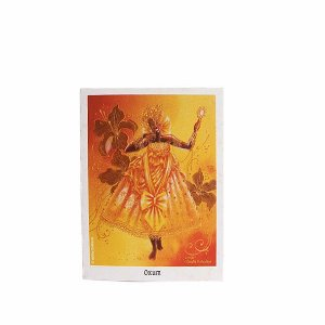 Caixa com Mini Poster de Oxum - 44 Uni