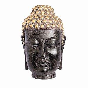 Cabeça de Buda - Grande